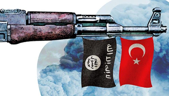 Ex Isis confessa: I turchi combattevano al nostro fianco