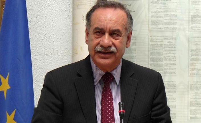 Il sindaco di Pisticci, Vito Di Trani.