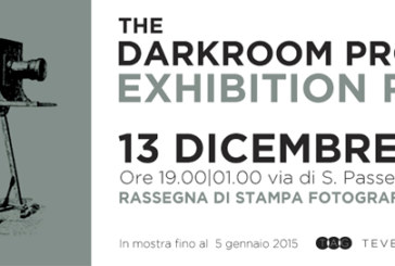 The Darkroom Project sbarca a Roma
