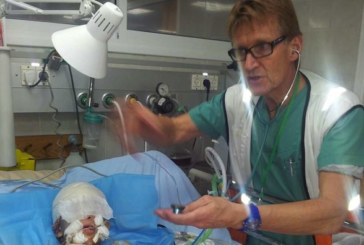Mads Gilbert: «Governo israeliano commette crimini di guerra»