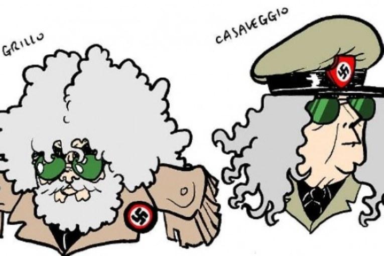 Grillo e Petacco alla ricerca del Mussolini buono