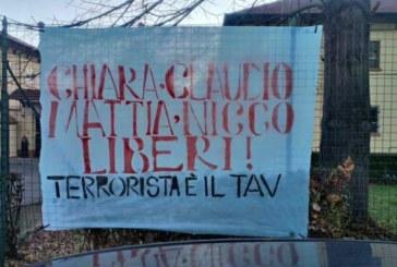 No Tav, cade l'accusa di terrorismo ma la pena è pesante