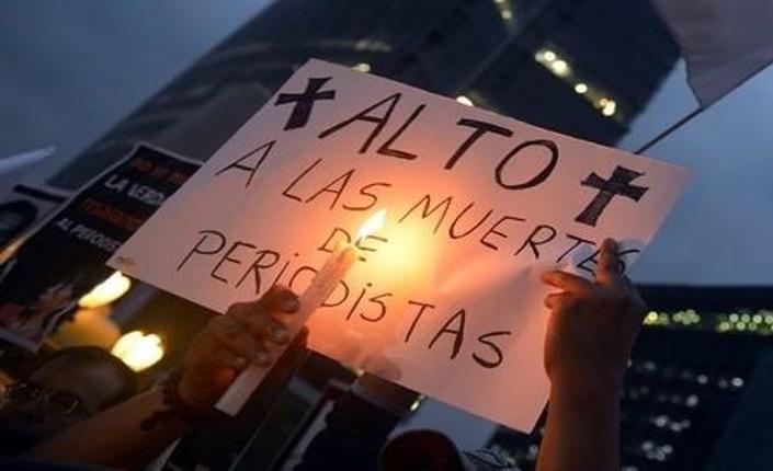giornalisti uccisi in Messico