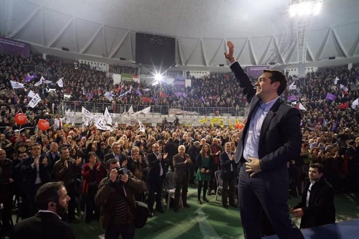Grecia: la speranza di Syriza contro armi, corvi e spie