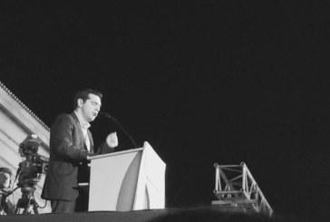 Syriza vince. Tsipras: «La speranza fa la storia»