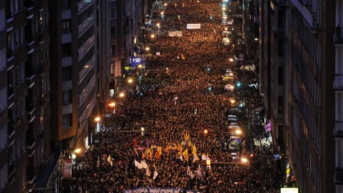 L'insopprimibile bisogno di libertà del Paese Basco