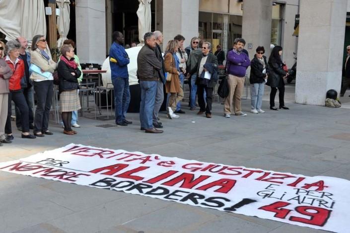 Trieste, Alina suicida perché sequestrata dalla polizia