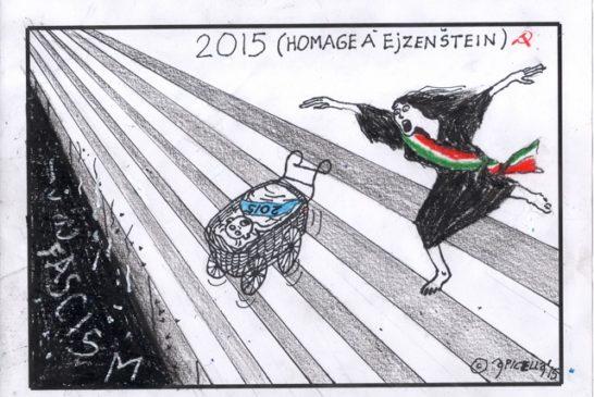 2015  HOMAGE TO EJZENSTEIN