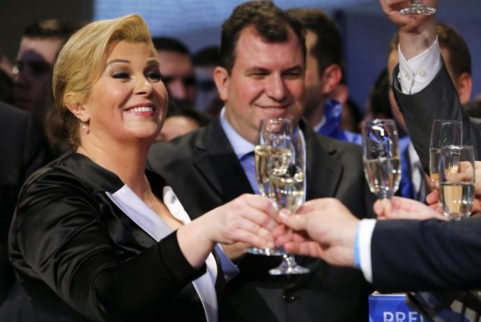 Croazia: vince Kolinda, il vento nazionalista risoffia su Zagabria