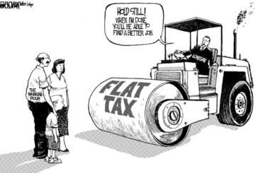 Aliquota unica ovvero la lotta di classe dall'alto