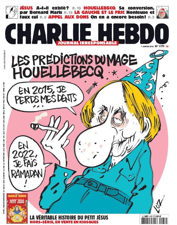 Charlie Hebdo, attentato in redazione, dodici morti