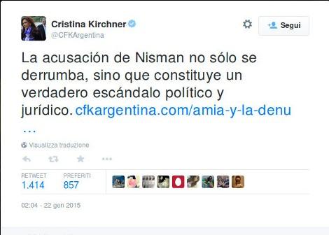 Kirchner social