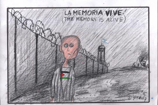 LA MEMORIA VIVE !