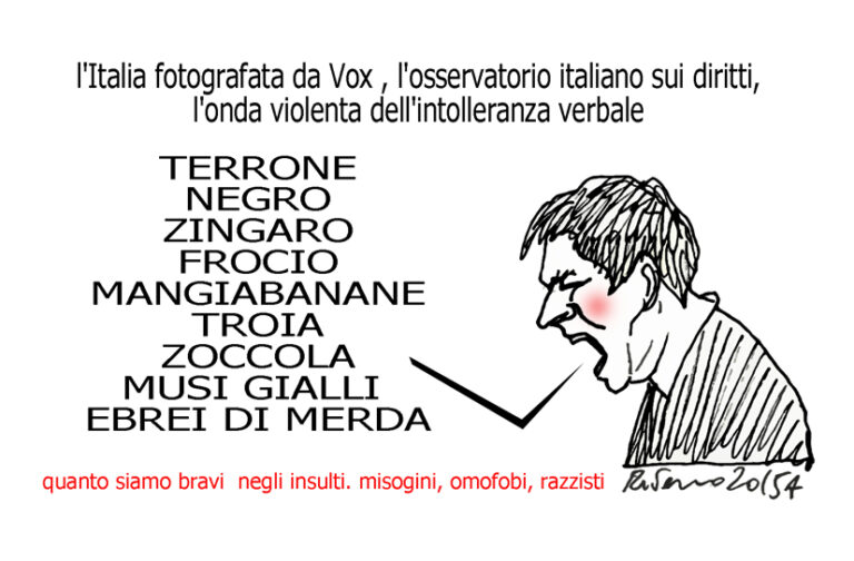 Pinocchio, gli zombie e la Isoardi, l'umorismo graffiante di Tiziano Riverso