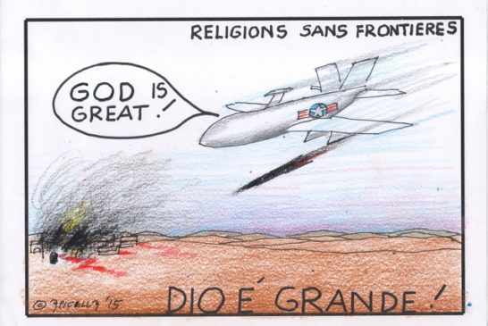 RELIGIONS SANS FRONTIERES
