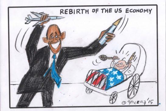 RINASCITA DELL' ECONOMIA USA