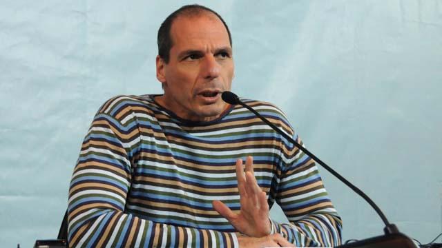 Yanis Varoufakis, neo-ministro delle finanze della Grecia