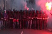 Cremona: fitto lancio di lacrimogeni contro il corteo antifascista