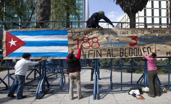 Cuba fine embargo