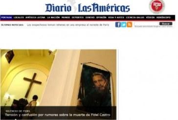 """""""Castro è morto"""