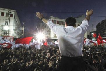 """Tsipras, """"In Europa il cambiamento comincia dal Sud"""""""