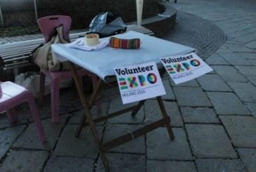 Expo, la cazzata del volontariato