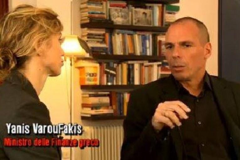 La Merkel a Tsipras: «Licenzia Varoufakis»