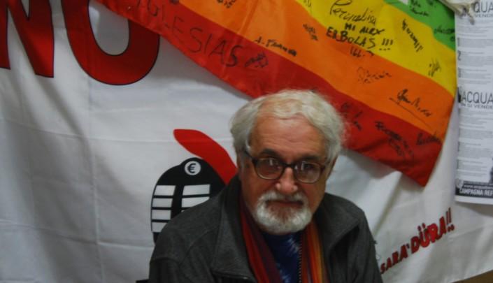 Zanotelli: «Non è in crisi il pacifismo. E' in crisi la politica»