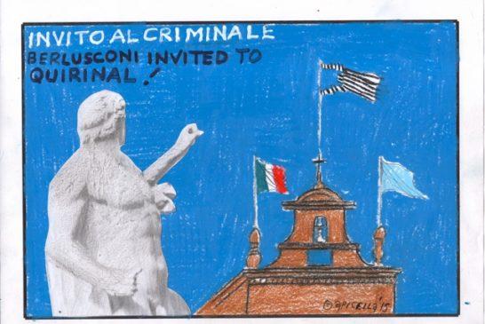 INVITO AL CRIMINALE