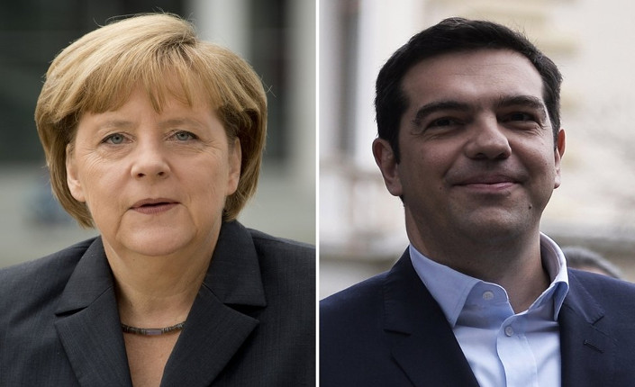 Merkel non vuole incontrare Tsipras