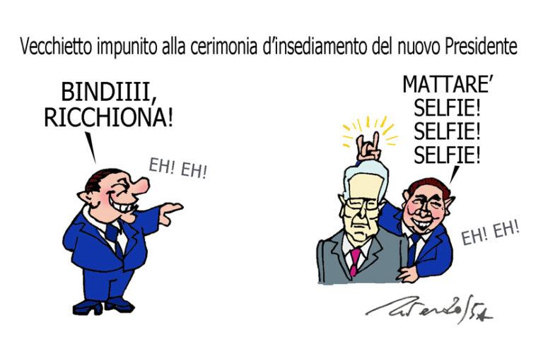 Tsipras, la morte e la Dc, l'umorismo graffiante di Tiziano Riverso