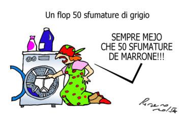 I merdoni, la porka e la ripresa, l'umorismo graffiante di Tiziano Riverso