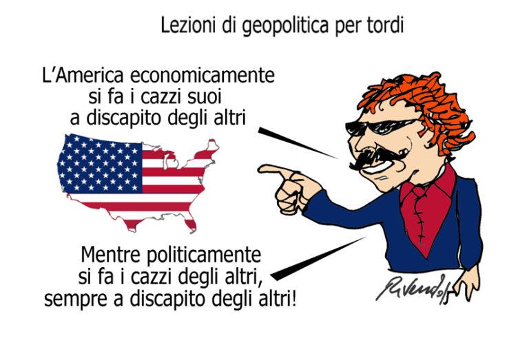 I gas, Gino Paoli e la culona, l'umorismo graffiante di Tiziano Riverso