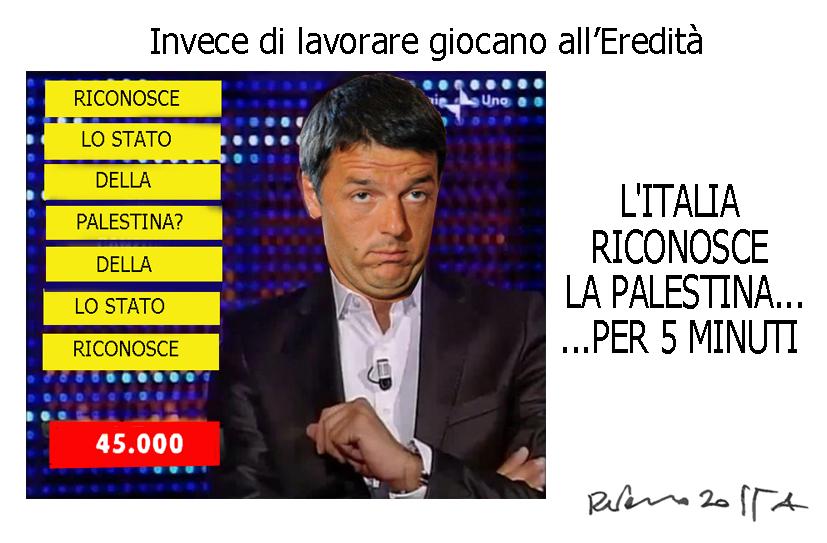 Salvini, la merda e il bla bla bla, l'umorismo graffiante di Tiziano Riverso