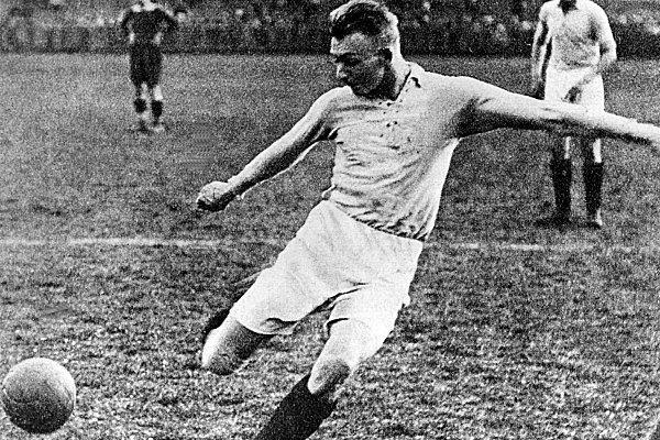 Fußball-Legende Matthias Sindelar