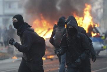 Francoforte: scontri contro nuova sede BCE