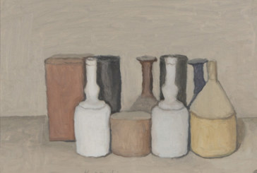 Morandi, soave facitore di coccetti e bottigliette