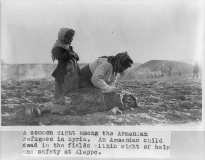 Cento anni dal genocidio armeno