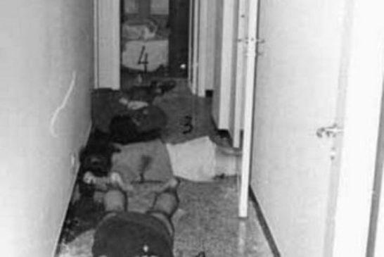 L'esecuzione di via Fracchia I corpi di Annamaria Ludmann, Piero Panciarelli e Lorenzo Betassa