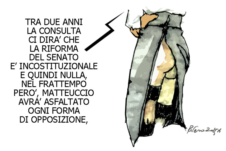 Siffredi, la banca e la mona per tutti, l'umorismo graffiante di Tiziano Riverso