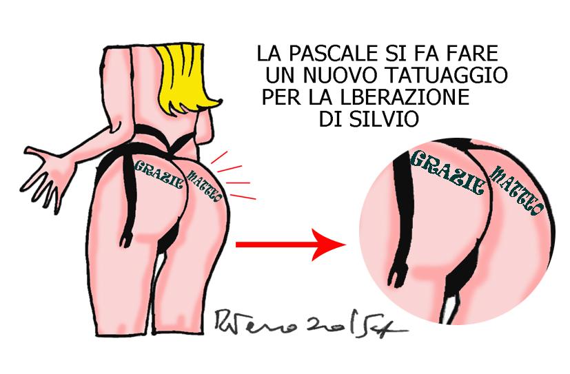 Lo spread, l'ottimismo e il culo di Francesca, l'umorismo graffiante di Tiziano Riverso