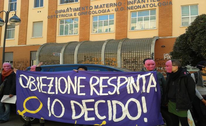 Aborto: no a primario obiettore al San Camillo