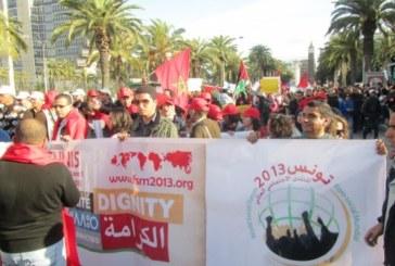 Il social forum mondiale, la coalizione sociale che già c'è