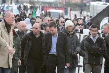 Tosi-Salvini: è derby nerissimo. Chi è più fascioleghista?