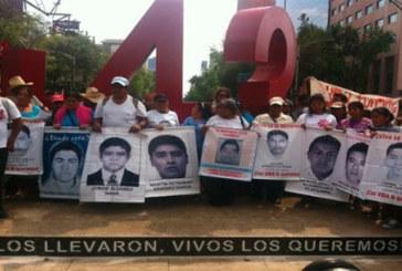 I ragazzi di Ayotzinapa