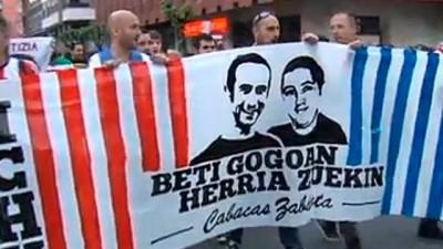 Il derby basco, quando il calcio è solidale