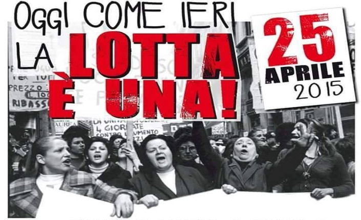 25 aprile 2015 roma