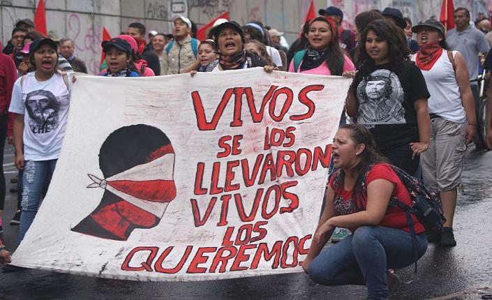 43 studenti Messico