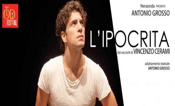 Antonio Grosso in L'Ipocrita