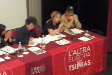Sinistra, il bivio italiano di Tsipras